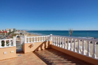 Torrevieja - Terrace to Sea