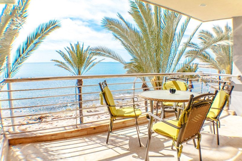 Sea View - Torrevieja Holiday Rentals www.heavenonearth.es 20