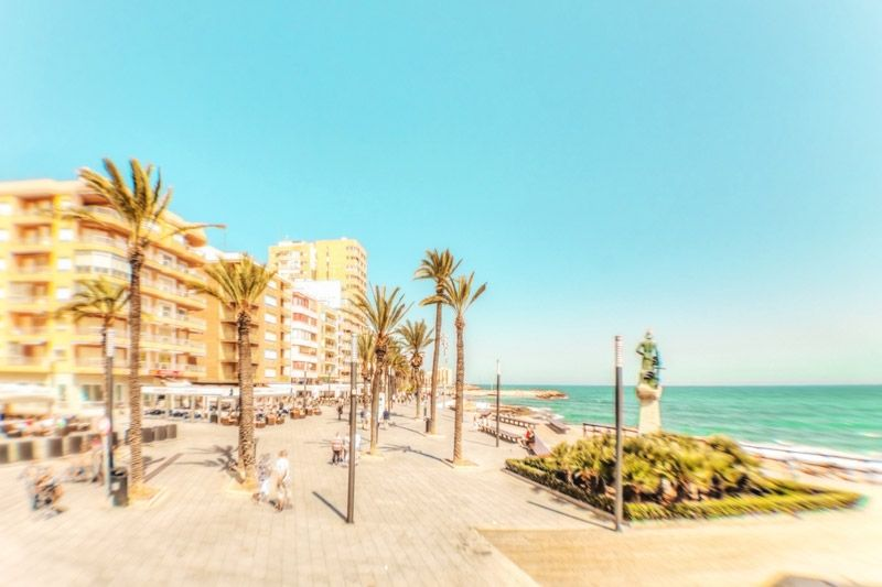 Sea View - Torrevieja Holiday Rentals www.heavenonearth.es 24