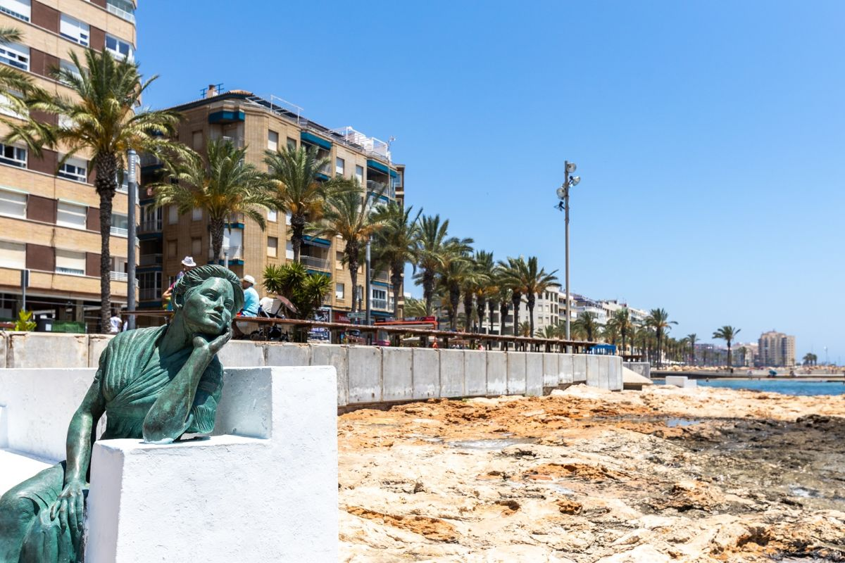 Sea & Palms Apartment - Torrevieja Holiday Rentals www.heavenonearth.es 29