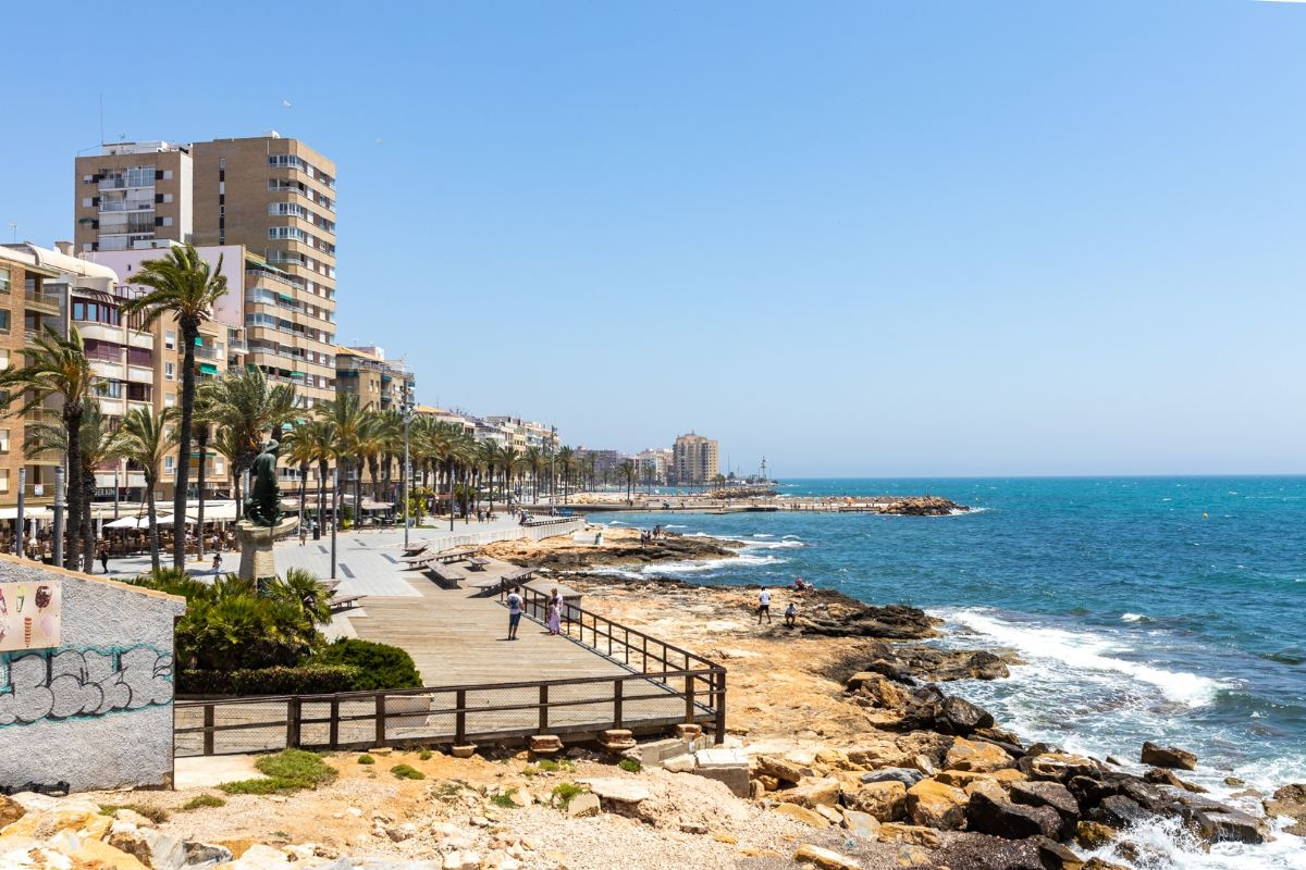 Sea & Palms Apartment - Torrevieja Holiday Rentals www.heavenonearth.es 30